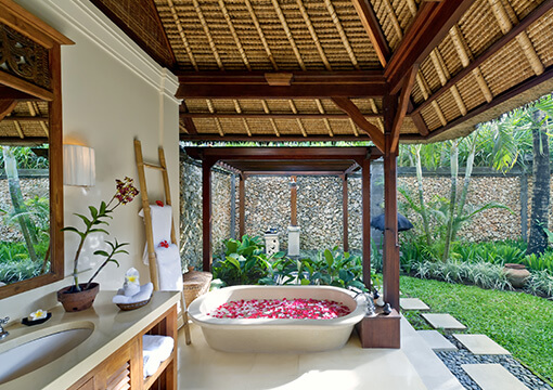 Villa Maridadi - Master suite bathroom 2