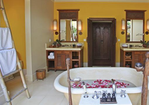 Villa Maridadi - Master suite ensuite